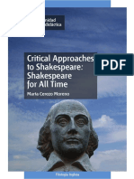 Critical approaches to Shakespeare Shakespeare for all time.pdf
