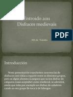 Disfraces medievais