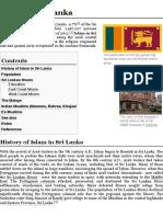 Islam in Sri Lanka - Wikipedia