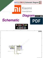 Redmi Note 8 (LLDM516) Schematic Diagram