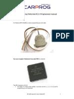 CARPROG Motorola HC11 programmer manual (1)