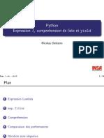 Python-Lambda-Comprehension