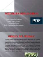 Whiskies dislicores
