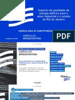 Qualidade da Energia e competitividade - Tatiana Lauria - Firjan