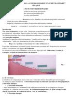 Cours module III 3ème 2019