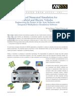 EV advanced simulation