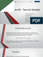 Módulo A6 – Taxa de Variação-1_Baiao&Nuno