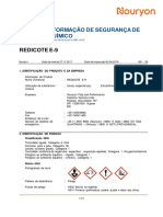 REDICOTE E-9 - fispq