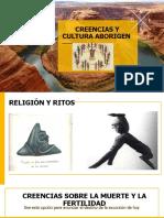 CREENCIAS Y CULTURA ABORIGEN