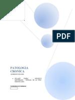 PATOLOGIA CRONICA