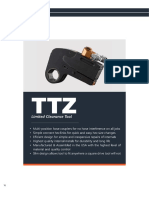 TTZ Low profile Hydraulic Torque Wrench