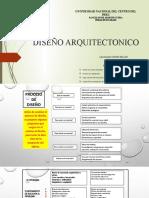 DISEÑO ARQUITECTONICO ULTIMA CLASE.pptx