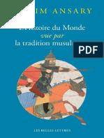Ansary - L'Histoire du monde vue par la tradition musulmane .epub