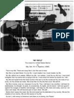 Rifle, 5.56MM, M16A2 Field Manual