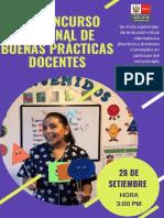 VIII Concurso Nacional DeBuenas Prácticas Docentes (1)