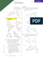 Congruencia de tríangulos