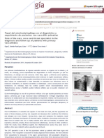Papel del otorrinolaringólogo en el diagnóstico y seguimiento de pacientes con vasculitis primarias