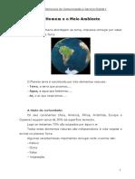 manual Mundo atual o homem e o ambiente
