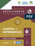 Carpeta Experiencias QROO TBC - 6 Semestre - Color.pdf