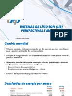 Baterias de lítio-íon (Lib) perspectivas e mercado, CETEM.pdf