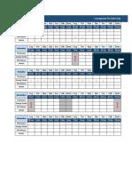 MTS - Cronograma Pré Safra