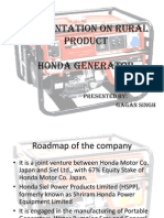 Rural Marketing Generator