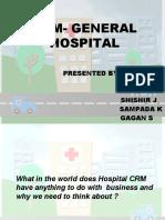 Crm Hospital