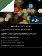 1 - DECLARAÇÃO DOUTRINÁRIA DA CONVENÇÃO BATISTA BRASILEIRA - ESCRITURAS SAGRADAS.pdf