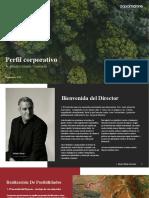 Perfil de la empresa Aquamarine Projects - Versión en español