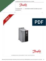 131L9798 DANFOSS DRIVES VLT® HVAC Basic Drive FC 1015,5kW