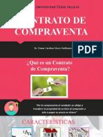 CONTRATO DE COMPRAVENTA