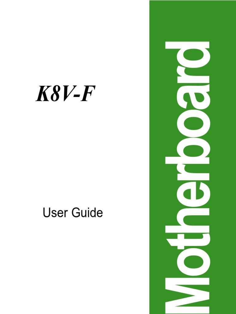 Motherboard Asus K8v