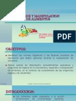 CAPACITACION HIGIENE Y MANIPULACION DE ALIMENTOS