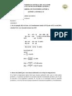 DEBER CLASE 3 EQUILIBRIO QUIMICO