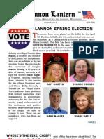 Lannon Lantern Issue 14