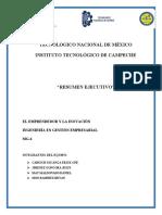 RESUMEN EJECUTIVO - REDITADO