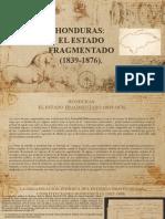 Honduras El Estado Fragmentado.pptx