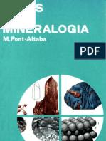 13657 - atlas de mineralogia - m font-altaba