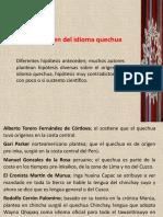 Origen del idioma quechua y variantes.pptx