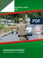 Caderno de Estudos Legislação de Trânsito