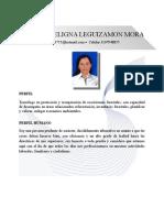MARIA FIDELIGNA LEGUIZAMON MORA