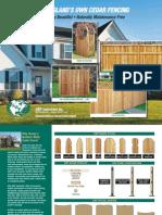 SWP Wood Fence