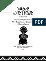 Caderno Textos e Debates Nº 16