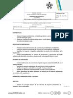 actividad 6 evaluacion impacto ambiental