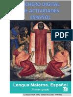 FICHERO DIGITAL ESPAÑOL PRIMER  GRADO