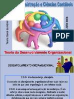 Aula 2 - Teoria do Desenvolvimento Organizacional