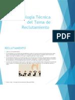 Terminología Técnica del Tema de Reclutamiento.pptx