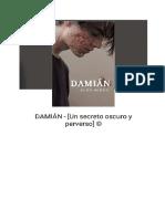 DAMIAN (un secreto oscuro y perverso)-convertido