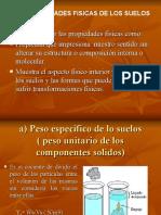 3.2. PROPIEDADES FISICAS DE LOS SUELOS