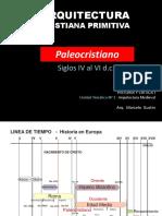 CLASE Arq. Paleocristiana (1)